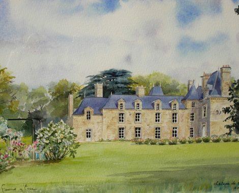 Chateau de la Loire (1)